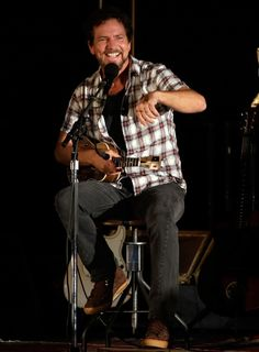 Eddie Vedder September 2013
