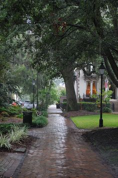 Peaceful Square 2 - Savannah, GA
