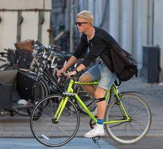 Copenhagen Bikehaven by Mellbin - Bike Cycle Bicycle - 2012 - 7530 by Franz-Michael S. Mellbin, via Flickr