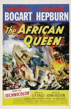 #theafricanqueen #movieposter #poster #movie
