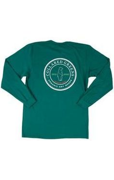 Circle Logo Long Sleeve T-Shirt