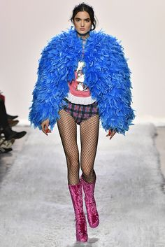 Jeremy Scott Fall 2017 Ready-to-Wear Collection - Fashion Unfiltered