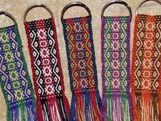 A Tutorial on Andean Pebble Weave | Weavolution