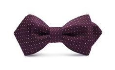 marthu pre tied bow tie BOURBON md0013