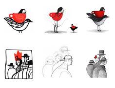 noemi villamuza sketches