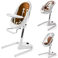 mima moon Camel highchair - fully accessorized