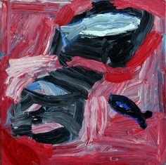 "Saatchi Art Artist Ilian Savkov; Painting, ""Pink Waters 2"" #art"