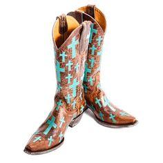Old Gringo Boots - Ooh My God!