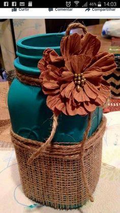 Quick & Easy Mason Jar ideas