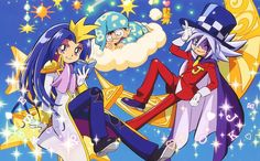 El Manga Kaitou Joker de Hideyasu Takahashi tendrá un nuevo Anime para televisión.