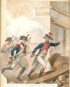 Garde de la Convention Nationale, France, 1794-1795