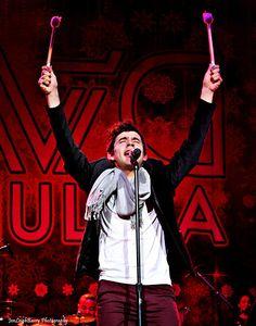 David drumsticks Archuleta