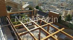 طراحی و اجرای انواع آبنما: احداث روف گاردن -roof gardenroof garden - روف گار...