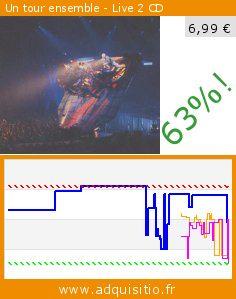 Un tour ensemble - Live 2 CD (CD). Réduction de 63%! Prix actuel 6,99 €, l'ancien prix était de 19,04 €. http://www.adquisitio.fr/columbia/tour-ensemble-live-2-cd