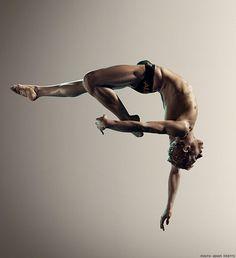 Australian diver Matthew Mitcham.