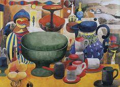 by Edward Burra (British 1905-1976)