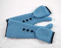 Cosmic Convertible Crochet Fingerless Gloves | Take your glove style from indoors to outdoors