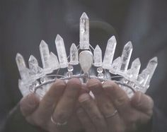 You're an ice queen