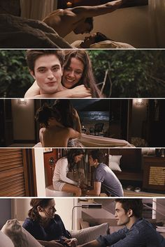 Bella & Edward ❤