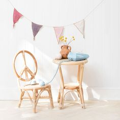 Minty Magazine Top Tips for a Sustainable Kids Room