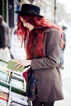 40 Classy Fashion Outfits For Redheads