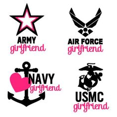 Hey, I found this really awesome Etsy listing at http://www.etsy.com/listing/156918603/military-girlfriend-decal-army