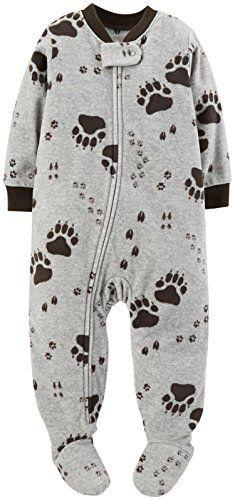 Carter's Graphic Fleece Footie (Baby) - Paws-18 Months Carter's http://www.amazon.com/dp/B00NNX9QRY/ref=cm_sw_r_pi_dp_vQbWub0BG5KC9