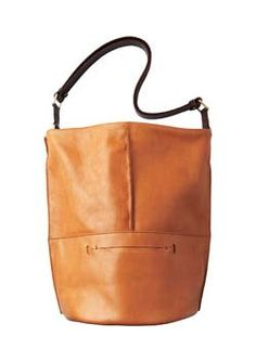 Ladies' BUCKET BAG// TOAST