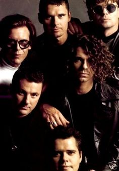 INXS - still a favorite! Saw them three times. Music Is Life, Kinds
