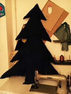 Big denim tree for your Xmas!! BayouLab  Italy
