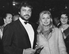 Sixties | Oliver Reed and Carol Lynley