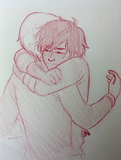 """Albus and Scorpius - """"Ok. Hello. Um. Have we hugged before? Do we hug?"""" - The Cursed Child"""
