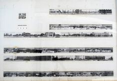 Ed Ruscha, Every Building on the Sunset Strip, 1966