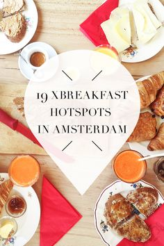 """Breakfast time in Amsterdam! Want to know which hotspots are a must visit? Check out the list on travel blog http://www.yourlittleblackbook.me to find out where the best cafes, restaurants and bars that serve breakfast are located. Planning a trip to Amsterdam? Check http://www.yourlittleblackbook.me/ & download """"The Amsterdam City Guide app"""" for Android & iOs with over 550 hotspots: https://itunes.apple.com/us/app/amsterdam-cityguide-yourlbb/id1066913884?mt=8 or…"""