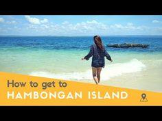 Hambongan Island in Inabanga, Bohol - YouTube Bohol Philippines, Coast, Island, City, Youtube, Islands, Cities, Youtubers, Youtube Movies