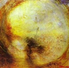William Turner - Light and colour