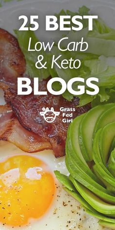 Here is a list of 25 best keto diet blogs that I considered best where you can find almost everything and anything about ketogenic diet and lifestyle.