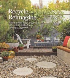 Low maintenance backyard on pinterest landscaping ideas for No maintenance backyard ideas
