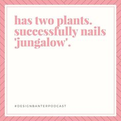 GREENERY - Who's got this all sorted, you know, the plants inside thing? 🌱 Design Banters Podcast Ep 4 : Greenery talks benefits, styling tips and simple ways to get your green on! Styling Tips, Simple Way, Sorting, You Got This, Greenery, How To Get, Math Equations, Memes, Plants