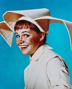 Sally Field The Flying Nun 1969