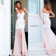 Style 21364 in #Blush!
