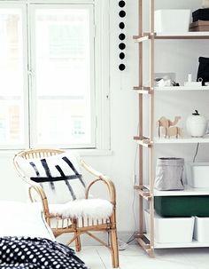 Via NordicDays.nl | My Second Hand Life | Bedroom | HAY