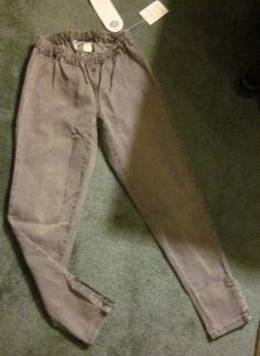 Brand New DG 2 washed gray Jeggings PXS Free ship!