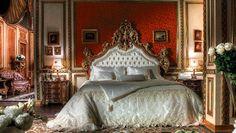 Asnaghi Interiors: Italia Venezia Bedroom Line -bedroom-products