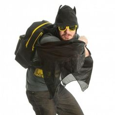 Le sac à dos costume de Batman