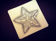 Tangle Study-ING ~ Diva Challenge #281