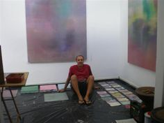 Aitor Sarasqueta in Nautilus in the House of the Artist .