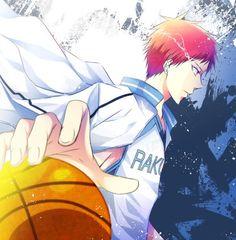 Kuroko no Basket (黒子のバスケ) - Seijuurou Akashi (赤司 征十郎)