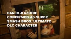 The beloved Banjo and Kazooie are returning to a Nintendo console as a DLC fighter for Super Smash Bros. Banjo Kazooie, Super Smash Bros, Nintendo Consoles, June, Characters, Games, Youtube, Figurines, Gaming