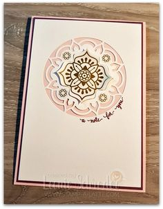 Eastern Palace Suite card by Leonie Schroder Independent Stampin Up Demonstrator Australia